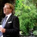 Grußworte von Kulturstaatssekretär André Schmitz