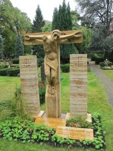 Alfred Kothe-Maler und Bildhauer-Familiengrab Kothe-Foto-Sibylle Naegele