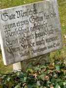 Ehrengrab Varnhagen